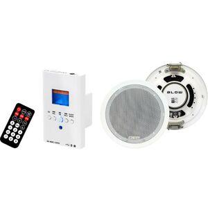 LED21 Audio systém BLOW NS-01 + dálkový ovladač